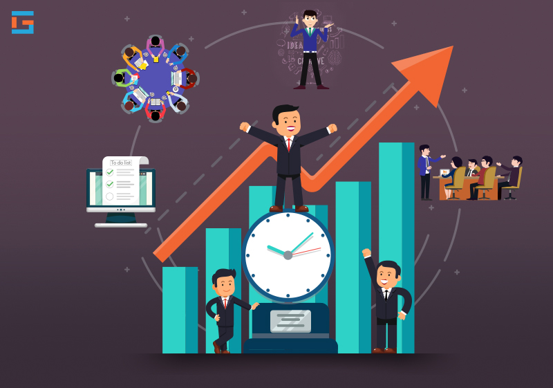 Business owner boost Productivity