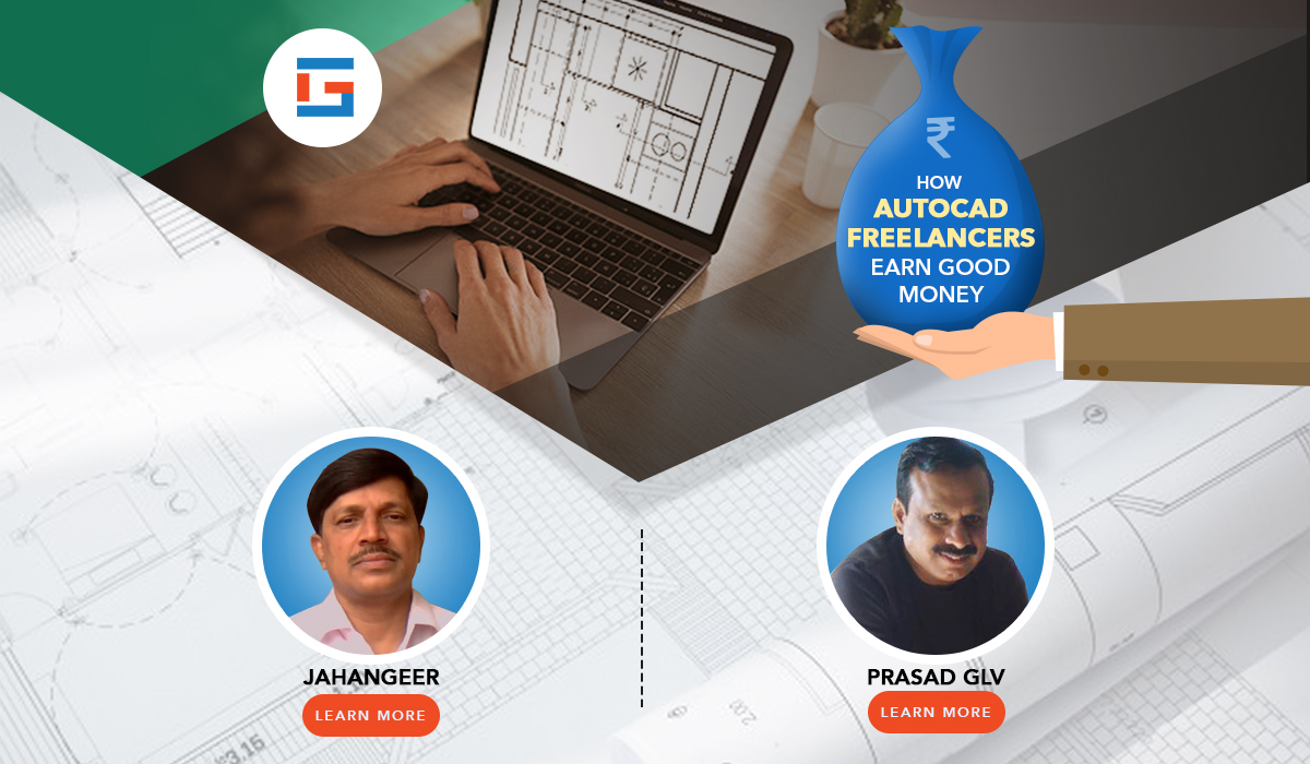 How Autocad Freelancers Earn Good Money