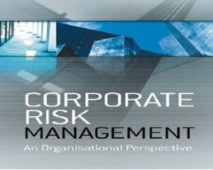 TWO DAY TRAINING ON CORPORATE RISK MANAGEMENT