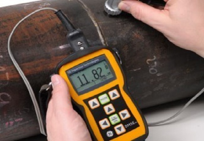 Ultrasonic Thickness Testing - Level II