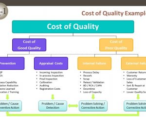 Cost of Quality & How to reduce Cost of poor quality (COPQ)