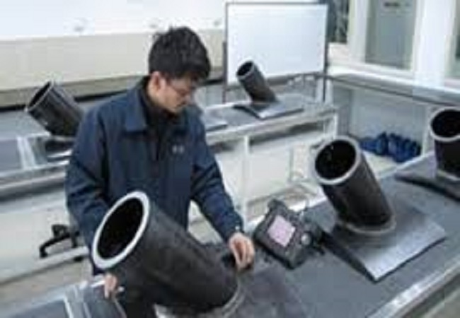 TKY Joints Ultrasonic Inspection